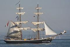 Morgenster VOF: MORGENSTER (P.J.V Martins Photography) Tags: veleiro mastro mast tallship wind sail sailboat oeiras portugal maritime lisboa lisbon netherlands holland