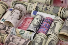 Greenback index at Four-month excessive on robust U.S. knowledge, Fed hike hopes (majjed2008) Tags: us high hike dollar hopes data strong index 4month
