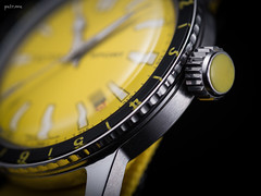 _7506443.jpg (pedro.gris) Tags: czech tradition date wristwatch watchphotography elton dial sport yellow hands crown prim traditional