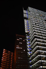 Berlin (sabin.ka) Tags: potsdamerplatz platz lights architecture night city travel photo photography photogolovers
