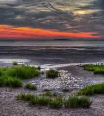 (DeadDogsEye) Tags: plymouth400 plymouthmassachusetts400 plymouth massachusetts nelsonpark sunrise sunset sky southshore deaddogseye hdr harbor ocean orange beach
