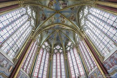 20160725_chaalis_abbey_primatice_chapel_9h999 (isogood) Tags: chaalis chapel primatice frescoes stainedglass renaissance barroco france church religion christian gothic cathedral light abbey