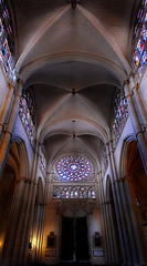 Toledo Cathedral (arturomontes) Tags: toledo catedral arquitectura iglesia religion cathedral architecture light spain panoramic panoramica panorama