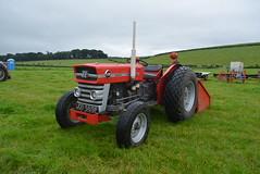 AVTMC 33rd VINTAGE RALLY 2016 (RON1EEY) Tags: avtmc33rdvintagerally2016 tractor scotland vintage classic ayr masseyferguson