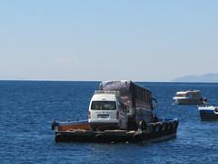 """Trajet Copacabana-La Paz: bac pour traverser le Lac Titicaca <a style=""""margin-left:10px; font-size:0.8em;"""" href=""""http://www.flickr.com/photos/127723101@N04/28600801435/"""" target=""""_blank"""">@flickr</a>"""
