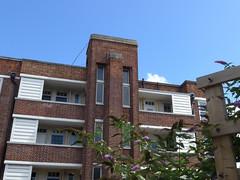 Octavia House (moley75) Tags: artdeco flats ladbrokegrove london northkensington westlondon