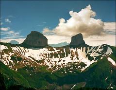 Spring sun - Rocher de Naye 02 (Katarina 2353) Tags: landscape alps mountain switzerland rochersdenaye montreux spring katarina2353 katarinastefanovic film nikon