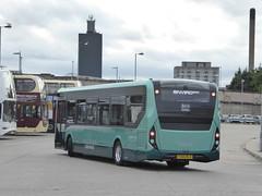 East Yorkshire 137 YX65 RLO (Rear) (sambuses) Tags: eastyorkshire 137 alexanderdennis yx65rlo