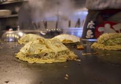 Okonomiyaki_R002739 (nabe121) Tags: ricoh ricohimagingcompany grii gr2 grlens silkypix silkypixdeveloperstudiopro7 okonomiyaki   hiroshima pancake
