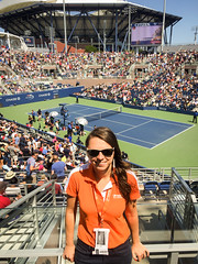US-Open-2016-40 (fabergtourexperience) Tags: usopen tennis new york usa arthur ashe stadium stanislaswawrinka stan wawrinka novakdjokovic djokovic experience sporting events sunset sunny day