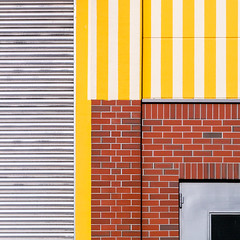 Coloured stripes (A_Peach) Tags: berlin colour stripes rectangles shapes panasoniclumixg5 olympusm45mmf18 minimalistic minimalism