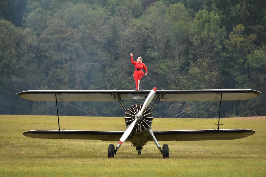bealeton women Wing walking was seen the first woman to stepped in jim was a member of the saint michael's angels there in the flying circus aerodrome in bealeton.