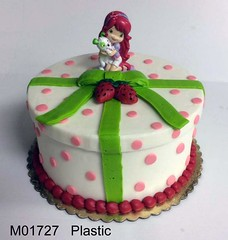 M01727 (merrittsbakery) Tags: cake shaped cartoon strawberryshortcake