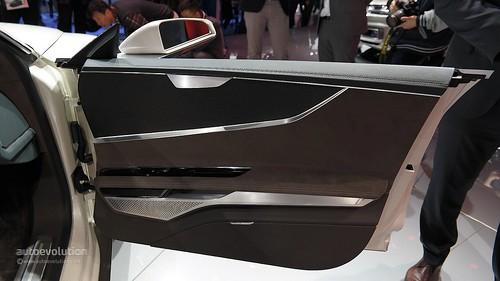 Audi prologue allroad в Шанхае