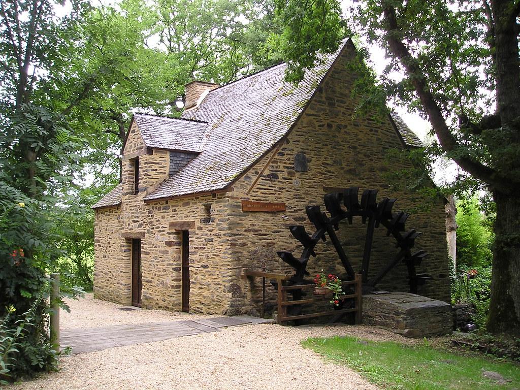 Moulin de Huno