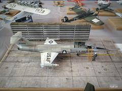 1/48 US Air Force Lockheed F-104C Straighter (hjakse) Tags: sverige lockheed usaf modelling solna hasegawa usairforce scalemodel modellbau ipms stockholmsln modellbygge scalemodelling f104starfighter f104c f104cstarfighter skalamodell plastmodell