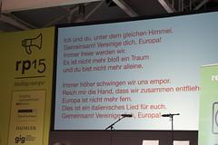 re:publica 15 Tag 3: finding Europe, schon im italienischen Schlager von Anno Dazumals