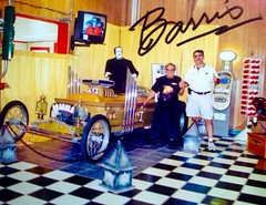 #48C-41B, Customizer, George Barris, 1960's Batmobile, Munster's Drag-U-La, (Picture Proof Autographs) Tags: photograph photographs inperson pictureproof photoproof picture photo proof image images collector collectors collection collections collectible collectibles classic session sessions authentic authenticated real genuine sign signed signing sigature sigatures auto autos vehicles vehicle model automobile automobiles driver drivers autoracing sport sports monstertrucks unitedstateshotrodassociation monsterjam worldofwheels carpeople customcars autorama hotwheels autographes fredweichmann frederickweichmann