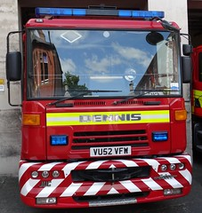 Hereford And Worcester Fire & Rescue Service [213]   retained Pump   Dennis Sabre   VU52 VFW (CobraEmergencyPhotos) Tags: rescue car station truck fire pumps 21 outdoor engine pump sabre vehicle and service fireengine dennis hereford 213 vu firefighters appliance worcester 52 brigade firebrigade vfw fireservice fireappliance retained dennissabre dennisfireappliance herefordandworcesterfireandrescueservice hwfr vu52 worcesterfirestation hwfb vu52vfw retainedpump