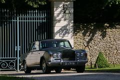 Rolls-Royce Silver Shadow (benduj78) Tags: shadow silver rollsroyce rolls royce marly louveciennes