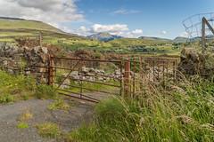 Gateway to Snowdon from Deiniolen (PSHiggins) Tags: summer rust gate kissing july sigma hate snowdon fullframe wyddfa d600 kissinggate d610 deiniolen sigma2460f28exdg