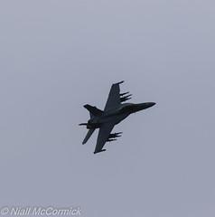 168930 US Navy Boeing F/A-18F Super Hornet (Niall McCormick) Tags: us navy super airshow hornet boeing farnborough fa18f 168930