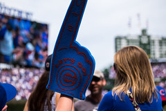 Number One (Phil Roeder) Tags: chicago illinois baseball cubs wrigleyfield chicagocubs canonef70200mmf4lusm canon6d