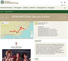 MIJAS NATURAL (Beauty & Hair) en la GRAN SENDA DE MLAGA, naturalmente ;-) http://ift.tt/1WNi8e8 MIJAS NATURAL (Belleza y Salud / Beauty & Health) Peluquera y Esttica en MIJAS PUEBLO (Mlaga / ESPAA) info@mijasnatural.com / 952 590 823 Ms info: http:/ (MIJAS NATURAL) Tags: peluqueria hairdresser hairstyle stylist hair color extensiones extensions estetica esthetic esteticista beauty beautician belleza unisex mijas fuengirola marbella torremolinos benalmadena malaga andalucia micropigmentacion semi permanent makeup maquillaje permanente micropigmentation lpg endermologie fotodepilacion photoepilation mesotherapy mesoterapia radio frequency radiofrecuencia uas nails solarium laser eye lash pestaas book portfolio estilismo bodypaint bodyart imagen masaje massage facial corporal dietetica nutricion plataforma vibratoria redken kerastase carita environ shellac ghd artdeco