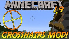 Custom Crosshair Mod (KimNanNan) Tags: game video 3d games online minecraft