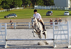 IMG_2723 (SJH Foto) Tags: horse show action shot tween teen teenager girls jumper jump hurdle wtc walk trot canter closeup