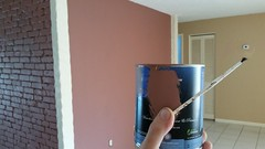 The Right Size For The Job? (Michel Curi) Tags: house colors painting tile moving construction paint colours interior room can brush indoors aurora housing thumb walls remodel paintbrush paintcan benjaminmoore