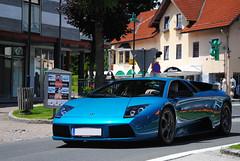 Lamborghini Murcilago 40th Anniversary Edition (MarcoT1) Tags: 40th austria sterreich am nikon anniversary edition lamborghini murcilago velden wrthersee d3000 sportwagenfestival