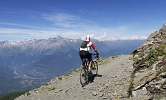 Woohoo (will_cyclist) Tags: italy cycling military finestre assietta