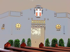 P5310292 (photos-by-sherm) Tags: vienna art church architecture modern austria memorial catholic charles secession karl nouveau borromeo lueger