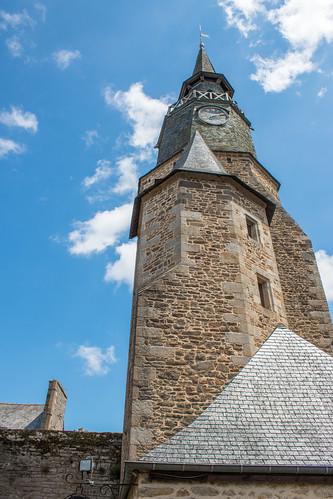 Tour de l'Horloge à Dinan