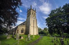 St Andrew's Church, Aysgarth (Rich3012) Tags: church st andrews yorkshire north andrew dales aysgarth wensleydale yorks