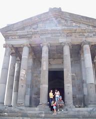 Temple of Garni (Armenia) (Sasha India) Tags: travel history armenia   viajar      garni       ermeni      templeofgarni   ermenistan                               grnimbdi templodegarni   tempelvongarni