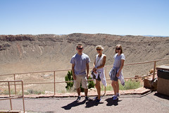 IMG_7730 (hhwilhelm) Tags: family arizona people usa kids america children person us couple unitedstates joshua unitedstatesofamerica daughter son christine human northamerica sonja humanbeing humans meteorcrater humanbeings