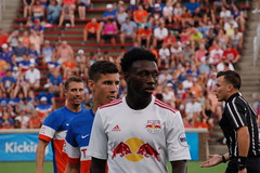 Derrick Etienne (NY) (haydenschiff) Tags: new york red newyork fcc cincinnati soccer bulls ii derrick futbol etienne redbulls fccincinnati derricketienne redbullsii