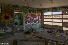 Salton Sea - Bombay Beach (eyeKelly) Tags: abandoned graffiti saltonsea bombaybeach