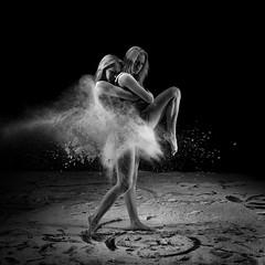 Teatr Taca ALACARTE (Urbex Tribe of Silesia & October 9 Photography) Tags: alacarte dance dancers flour maka powder pyskowice scena scene silesia slaskie strobe tanca teatr