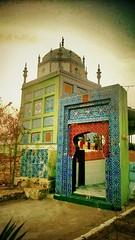 درگاہ نمانا شاہ، عمرکوٹ (Shoiab Safdar) Tags: shrine sindh dargah