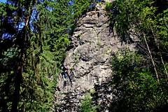 Rock Steady (Fozzman) Tags: summer vacations 2016 zillertal ziller valley alps alpen