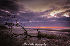 Beachmere-3748-HDR.jpg (markl62) Tags: water hdr wideangle sunrise pentax longexposure sigma 1020 beachmere queensland australia au
