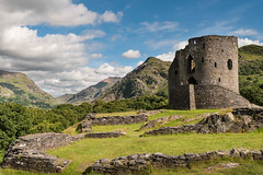 Wales' Machu Picchu? (pjbranchflower) Tags: wales dolbadarn castle snowdonia llanberis d750 nikon 2485