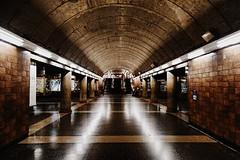 #metro #subte #santiago #chile (pablovelasquez) Tags: metro chile subte santiago