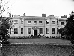 Frescati House, Blackrock (National Library of Ireland on The Commons) Tags: robertfrench williamlawrence lawrencecollection lawrencephotographicstudio thelawrencephotographcollection glassnegative nationallibraryofireland frescatihouse blackrock marksspencer countydublin demolished fitzgerald johnhelyhutchinson rochesstores bigyellowtaxi