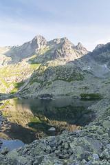Wielki abi Staw Miguszowiecki (sow. Vek abie pleso Mengusovsk) (czargor) Tags: outdoor inthemountain mountians landscape nature tatry mountaint igerspoland