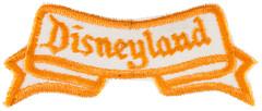 1960s Disneyland patch (Tom Simpson) Tags: disneyland disney vintage patch 1960s
