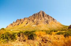 The Mountain (Francesco Impellizzeri) Tags: landscape trapani sicilia